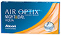 AIR OPTIX® NIGHT & DAY® AQUA Contact Lenses